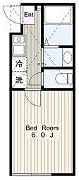 マグノリアコート2[2階]の間取り
