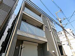 日東新町Dルーム[1階]の外観