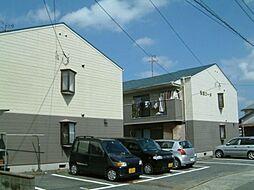 池田コーポ A棟[201号室]の外観