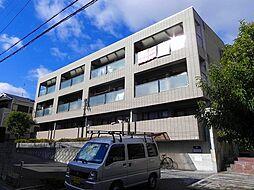 大阪府豊中市永楽荘4丁目の賃貸マンションの外観