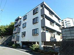 東京都八王子市南大沢2丁目の賃貸マンションの外観