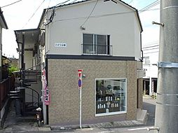 ハイツ上野[203号室]の外観