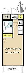 日神パレス新高円寺第2[1階]の間取り