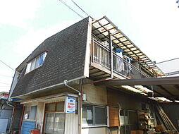東京都練馬区谷原4丁目の賃貸アパートの外観