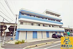 千葉県千葉市中央区港町の賃貸マンションの外観