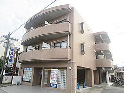 神奈川県厚木市妻田西3丁目の賃貸マンションの外観