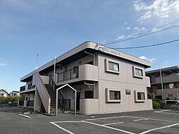 東京都八王子市大楽寺町の賃貸マンションの外観