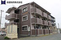 愛知県豊橋市西浜町の賃貸マンションの外観