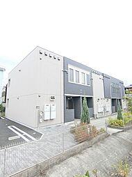JR阪和線 和泉府中駅 徒歩28分の賃貸アパート