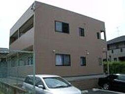 福岡県福岡市城南区梅林4丁目の賃貸アパートの外観