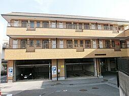 ヒルズ・オキマンション[2階]の外観
