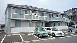 埼玉県三郷市上彦名の賃貸アパートの外観