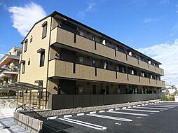 東京都江戸川区篠崎町2丁目の賃貸アパートの外観