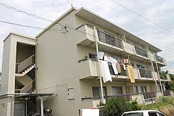 向山アパート[3階]の外観