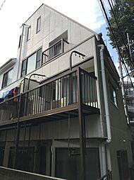 カミキマンション[1階]の外観