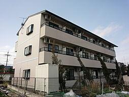 滋賀県長浜市新庄寺町の賃貸アパートの外観