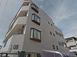 大阪府堺市堺区香ヶ丘町3丁の賃貸マンションの外観
