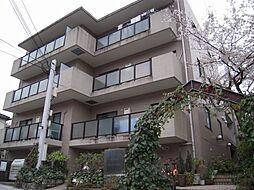 兵庫県川西市満願寺町の賃貸マンションの外観