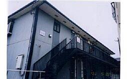 大阪府箕面市坊島3丁目の賃貸アパートの外観