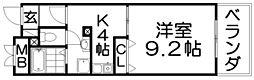 [一戸建] 大阪府交野市森北1丁目 の賃貸【/】の間取り