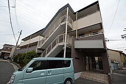 大阪府堺市北区奥本町2丁の賃貸マンションの外観