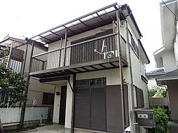 [一戸建] 東京都東大和市南街3丁目 の賃貸【/】の外観