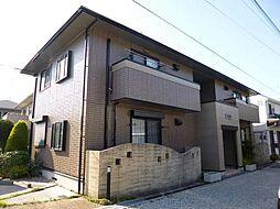 大阪府豊中市本町4丁目の賃貸アパートの外観
