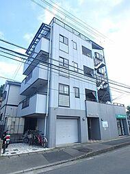 兵庫県川西市矢問2丁目の賃貸アパートの外観