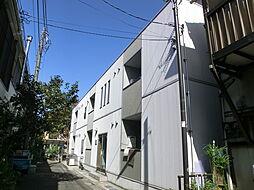 RUELLE3丁目[201号室]の外観