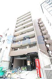 大阪府大阪市西成区花園南1丁目の賃貸マンションの外観