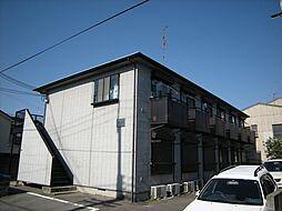 大阪府大阪市西淀川区竹島5丁目の賃貸アパートの外観