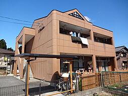 滋賀県愛知郡愛荘町島川の賃貸マンションの外観
