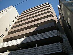 アーデン西天満[8階]の外観