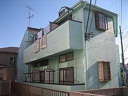 エクセル市川[2階]の外観
