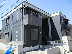 大阪府大阪市東淀川区菅原1丁目の賃貸アパートの外観