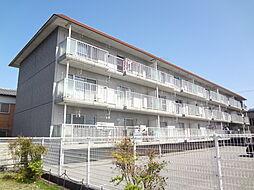 滋賀県長浜市一の宮町の賃貸マンションの外観