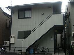 大阪府大阪市北区国分寺1丁目の賃貸アパートの外観