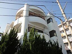 宮前平マンション[1階]の外観