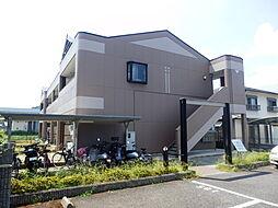 滋賀県大津市和邇南浜の賃貸マンションの外観