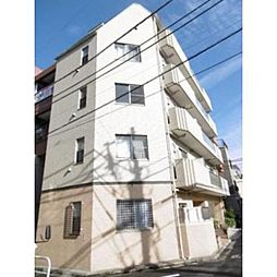 ルミエール早稲田[4階]の外観