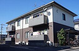 サンホーム日吉 C[2階]の外観