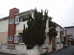 ピナクル飯倉[202号室]の外観