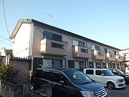 埼玉県川口市芝高木1丁目の賃貸アパートの外観