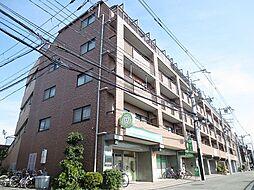 大阪府豊中市庄内西町2丁目の賃貸マンションの外観