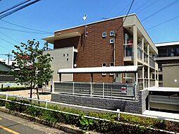 埼玉県所沢市小手指町1丁目の賃貸アパートの外観