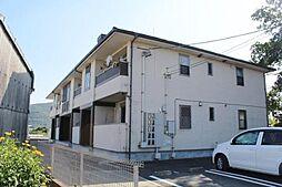 愛知県田原市浦町大原の賃貸アパートの外観