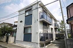 グリーンハイム富士見[102号室]の外観