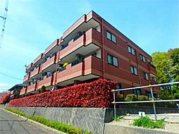 神奈川県川崎市麻生区白鳥4丁目の賃貸マンションの外観