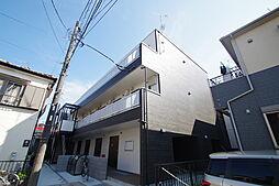 JR南武線 久地駅 徒歩11分の賃貸アパート