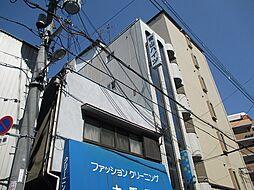 青山ハイツ淡路[4階]の外観